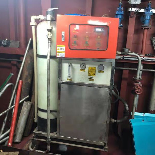 2TPD/5TPD Small RO seawater desalination plant for boat / yacht / marine