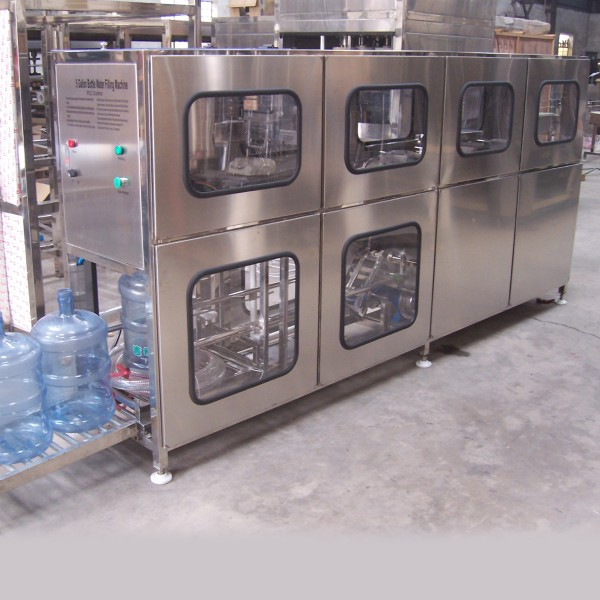 5 Gallon water bottle filling machine