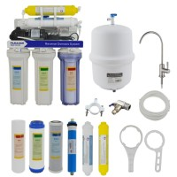 Under Sink Domestic Drinking Pure Reverse Osmosis System