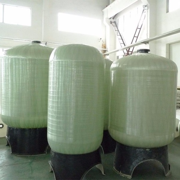China supply FRP pressure tank for water treatment