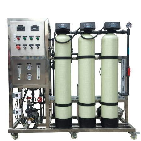 Drinking water reverse osmosis water treatment plant China manufacture