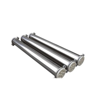 4040 8040 stainless steel membrane housing/membrane pressure vessel