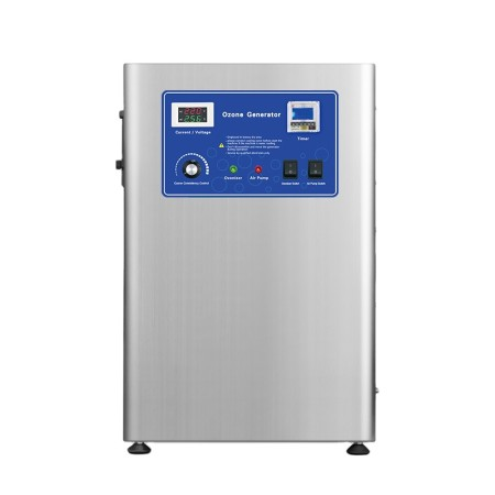 Industrial ozone generator for drinking water treatment