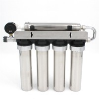 5 Stage Whole House Stainless Steel Uf Membrane Water Filter